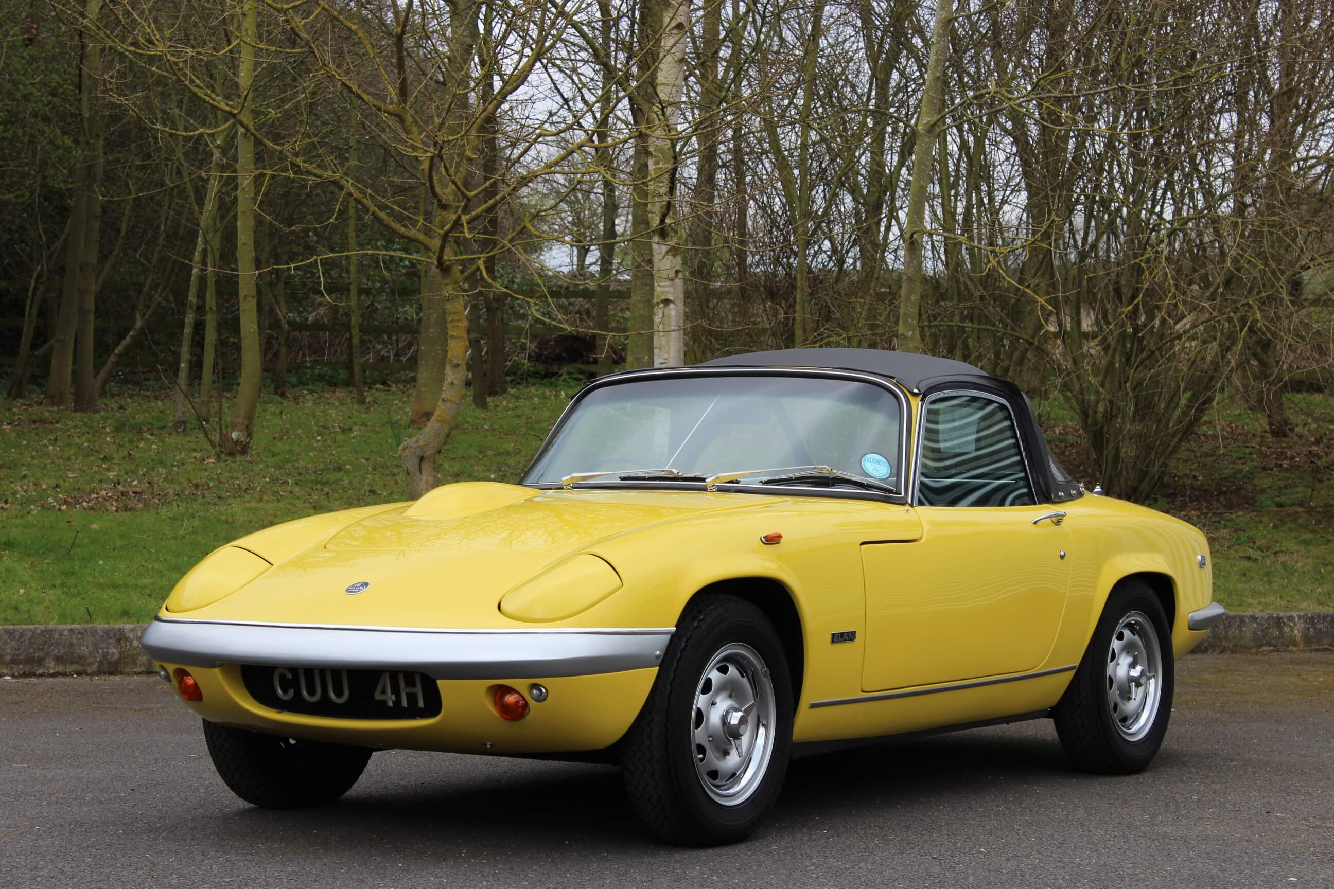 1969 LOTUS ELAN S4 SE DHC - THE BEST ! - SHERWOOD RESTORATIONS