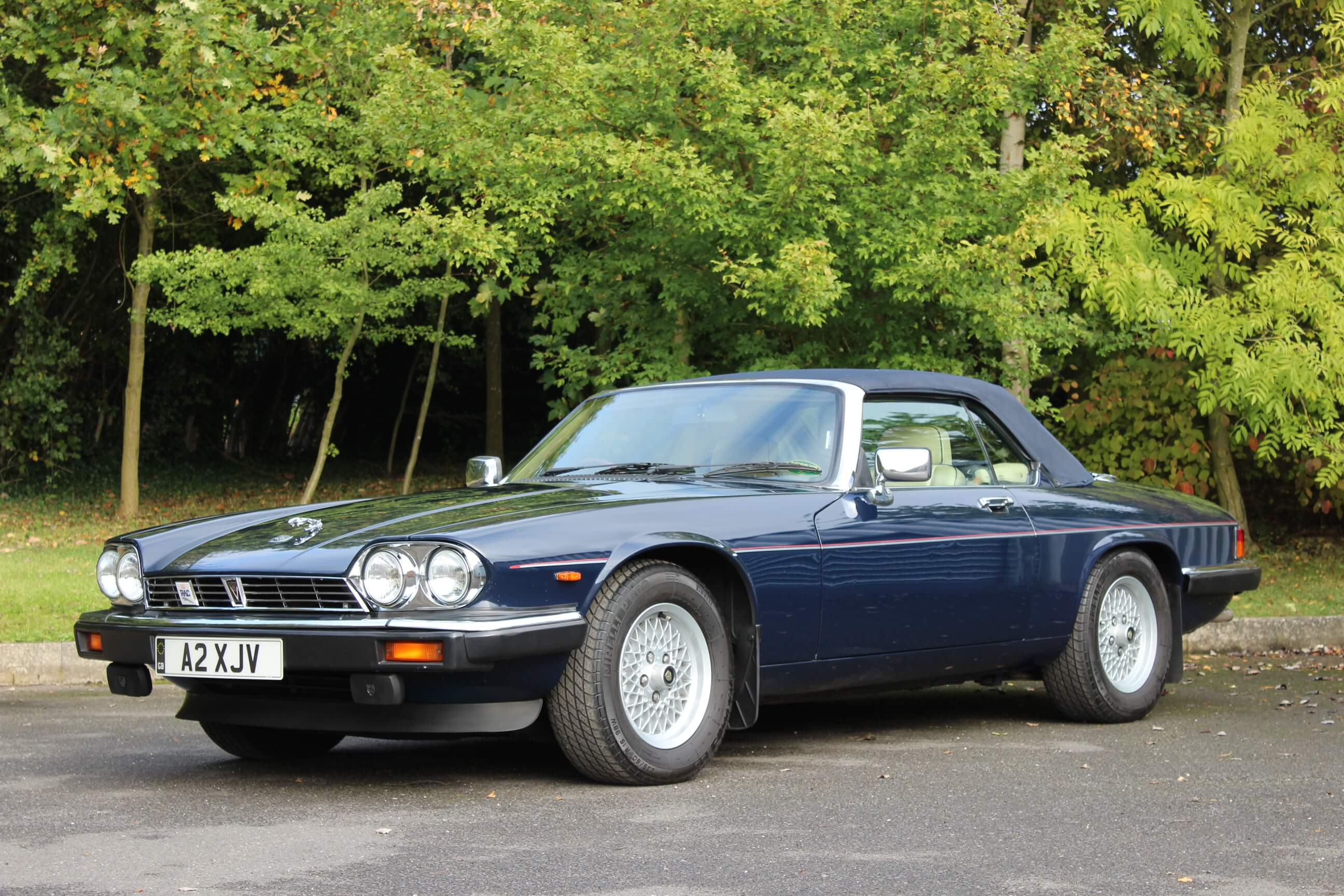 1989 JAGUAR XJS 53 V12 CONVERTIBLE AUTO  SHERWOOD