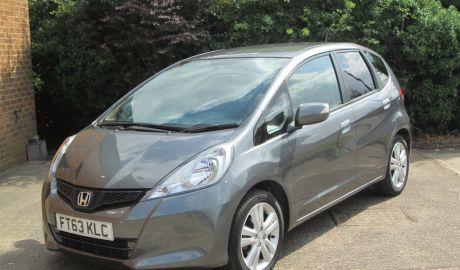 Used Electric Cars For Sale >> 2013 HONDA JAZZ 1.4 ES I-VTEC 5 DOOR - SHERWOOD RESTORATIONS