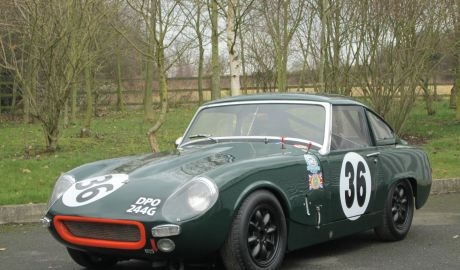 Mg midget race