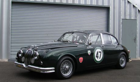 Green Auto Sales >> 1965 JAGUAR 3.8 MK 2 FIA RACE CAR - SHERWOOD RESTORATIONS