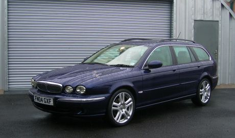2004 54 jaguar x type estate 4x4 sport se auto sherwood. Black Bedroom Furniture Sets. Home Design Ideas