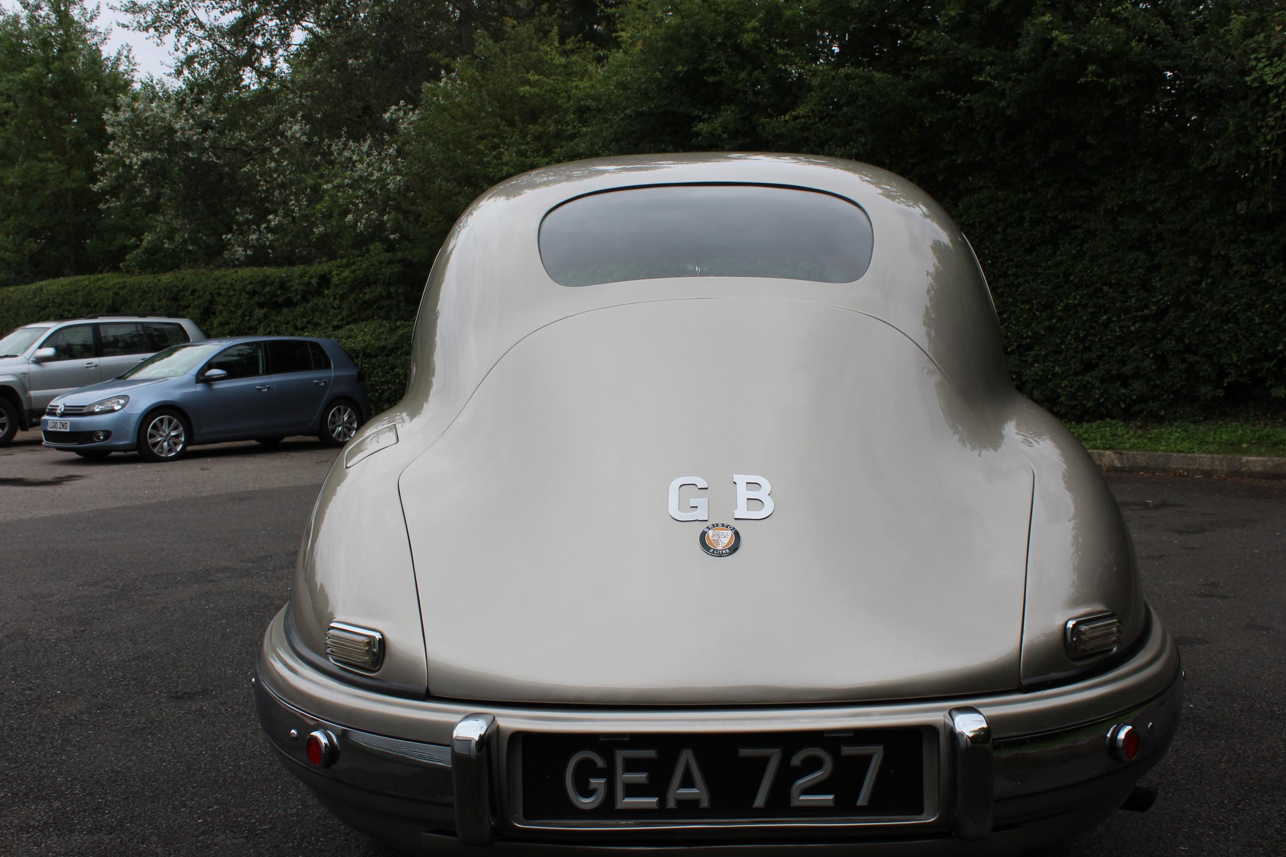 1952 Bristol 401 Sherwood Restorations