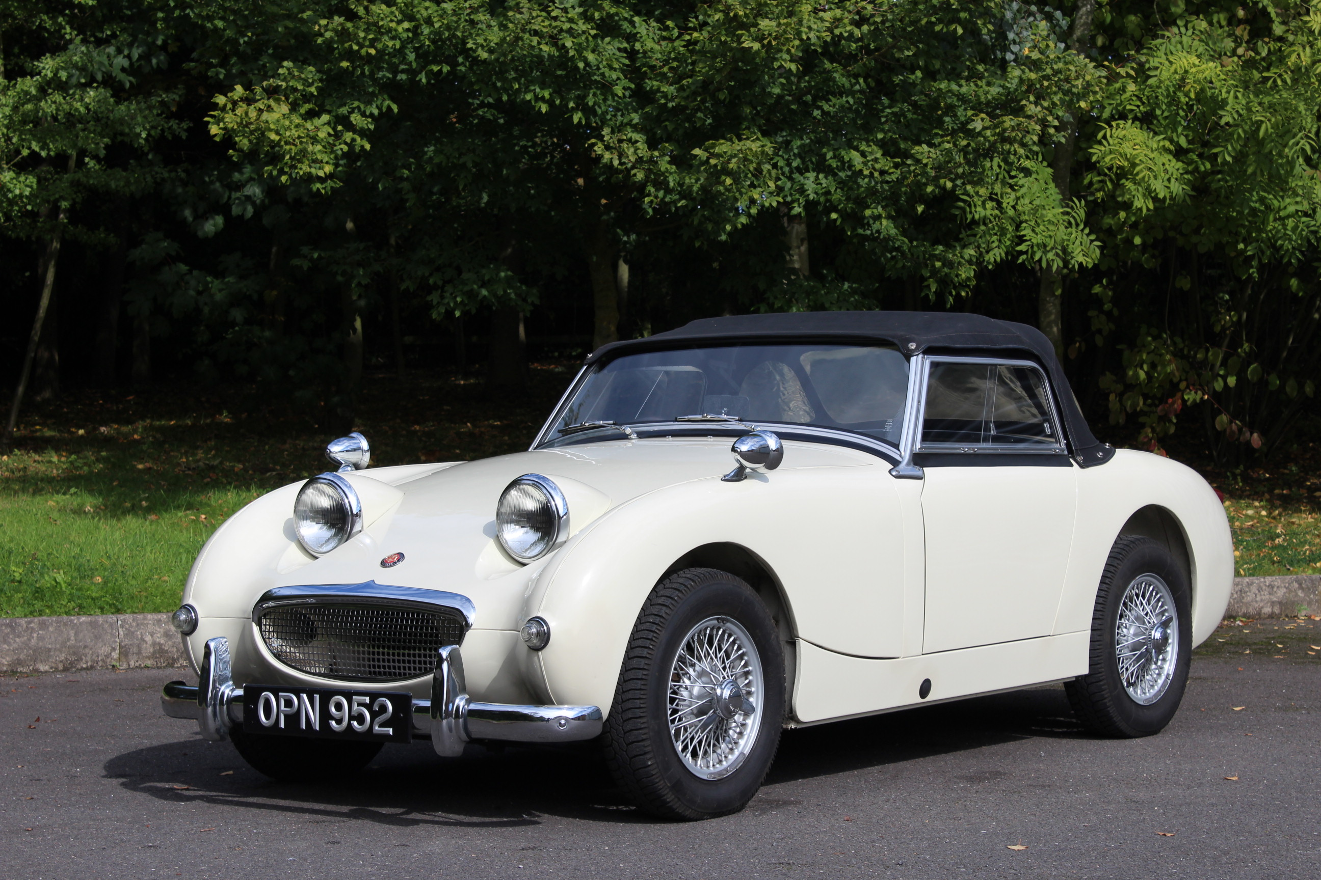 1959 Austin Healey Sprite Mk1 Frog Eye Sherwood Make Your Own Beautiful  HD Wallpapers, Images Over 1000+ [ralydesign.ml]