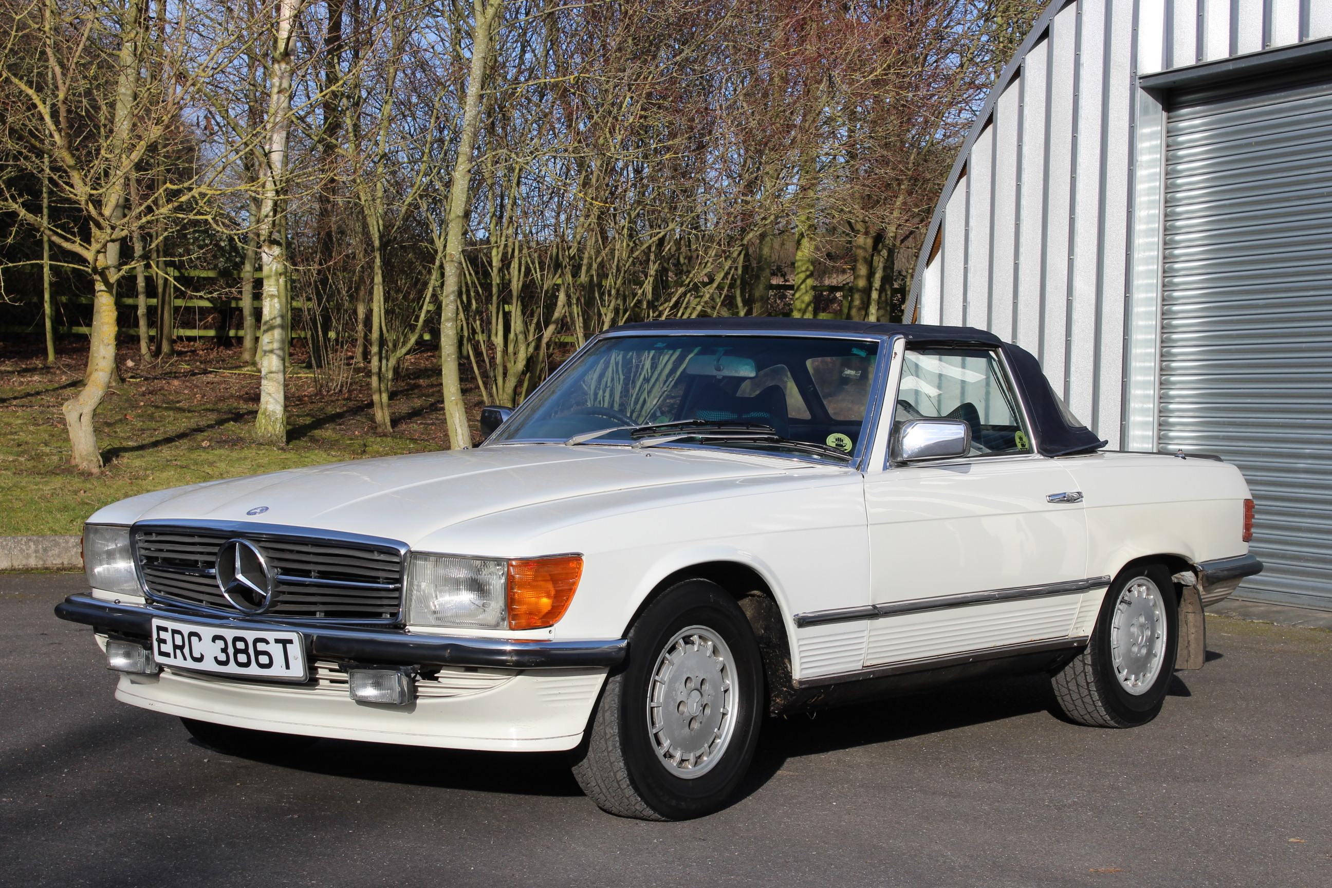 Mercedes Restoration Uk