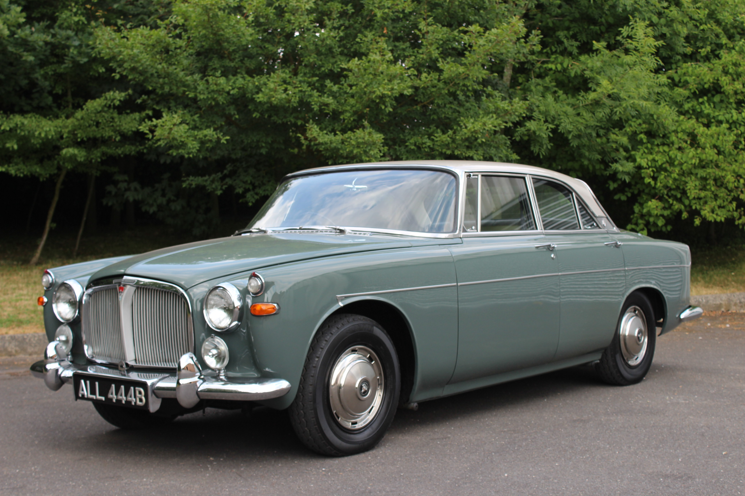 1964 Rover P5 Coupe 3 Litre Auto Sherwood Restorations