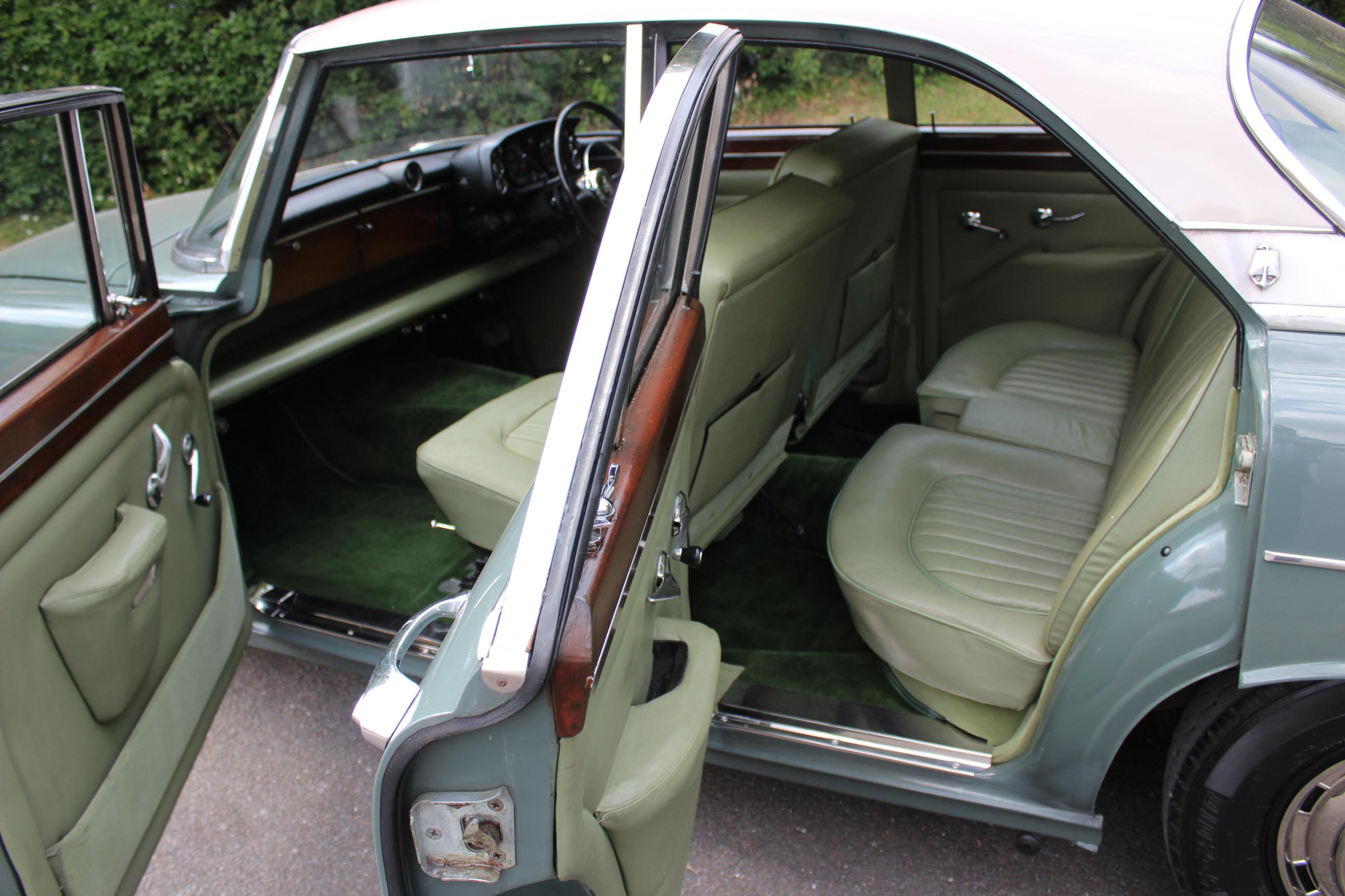 1964 Rover P5 Coupe 3 Litre Auto Sherwood Restorations